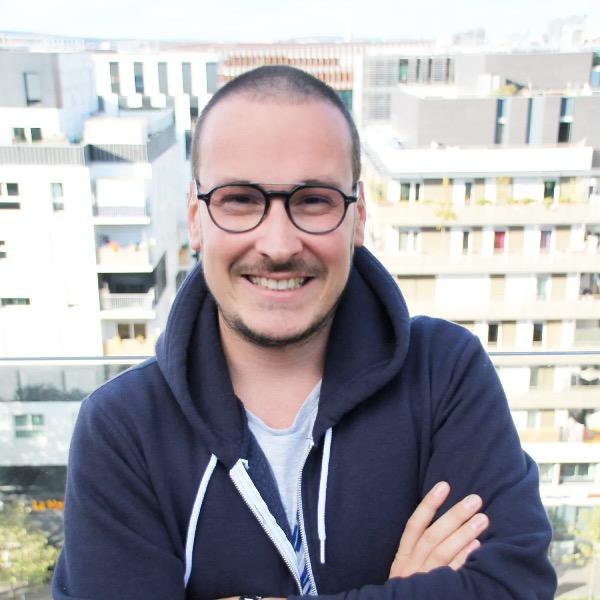 Marc Paul<br>Expert Big Data